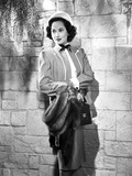 Merle Oberon on a Long Sleeve Leaning