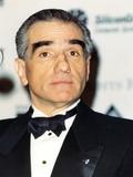Martin Scorsese Close-up Portrait