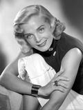 Lizabeth Scott Portrait in Classic wearing Black Top