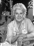 Maureen Stapleton Seated in Classic