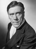 Leo Carroll posed in Classic Portrait