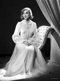Lizabeth Scott Seated in Classic Portrait