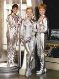 Lost In Space Cast Members in Portrait