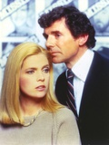 Meredith Baxter Couple Shot Portrait in Classic