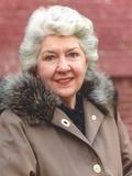 Maureen Stapleton Posed in Gray Jacket Portrait