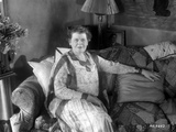 Marie Dressler Seated in Classic