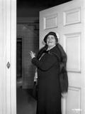 Marie Dressler Posed in Classic