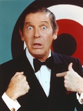 Milton Berle Wacky Portrait in Tuxedo