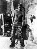 Paul Robeson Chained in Topless