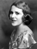 Ruth Roland Side View Pose Portrait