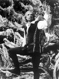 Richard Harris standing in Maestro Attire