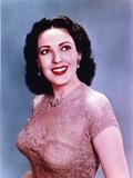 Linda Darnell in Net Dress Portrait