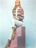 Shirley Knight posed in Portrait