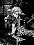 Shirley Temple Classic Solo Portrait