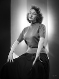 Ruth Roman in Fit Shirt Portrait