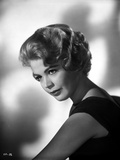 Sandra Dee in Black Gown Portrait