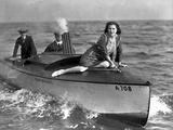 Ruth Roland Sailing in Classic