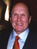 Robert Duvall smiling in Tuxedo Close Up Portrait