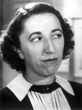 Margaret Hamilton Looking Away in Close Up Classic Portrait