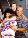 Michael Chiklis Family Portrait