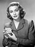 Patricia Neal on a Blazer Portrait