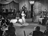Love Me Or Leave Me Portrait of Doris Day on Stage Dancing