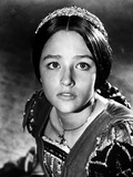 Olivia Hussey Portrait in Classic with Headband