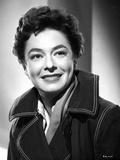 Ruth Roman smiling in Classic Portrait