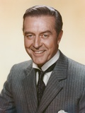Ray Milland smiling in Tuxedo