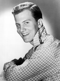 Pat Boone Posed in checkered