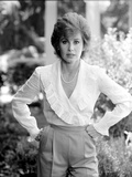 Stefanie Powers Posed in Classic