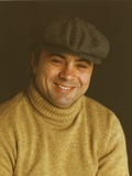 Robert Blake smiling in Sweater