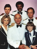 Love Boat Cast Posed in Group Picture