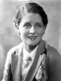 Norma Shearer Portrait in Classic