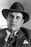 Robert Duvall Posed in Black Suit With Hat