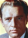 Richard Burton Close Up Portrait
