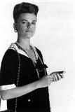 Sandra Bernhard standing in Classic Portrait