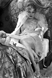 Thelma Todd Reclining in Classic