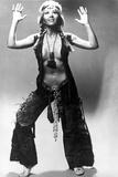 Ingrid Pitt Posed in Classic