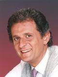 Peter Bonerz smiling in Formal Suit Close Up Portrait