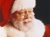Richard Attenborough in Santa Costume
