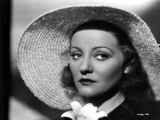 Talullah Bankhead on a Hat Portrait