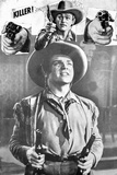 Advertisement for The Oklahoma Kid