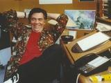 Ralph Bakshi in Black Pants