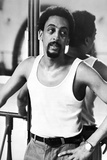 Gregory Hines Posed in White Tank top