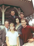 Peyton Place Outdoor Cast Portrait