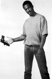 Eddie Murphy in Shirt With White Background