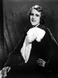 Ruth Roland Hand on Waist in Classic Portrait