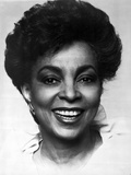 Ruby Dee Portrait in Classic