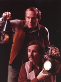 Smothers Brothers in Brown Outfit Portrait